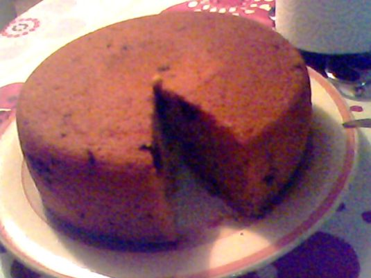 tall del biscuit de carabassa