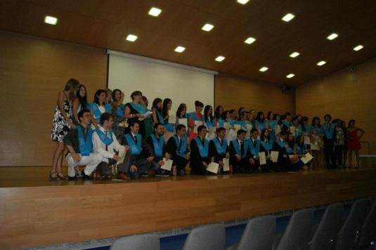 GRADUACIO ALBA 14-06-2012
