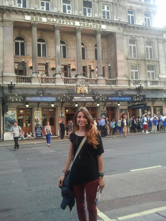 alba londres teatre